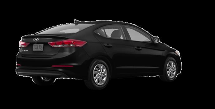2017 Hyundai Elantra LE | Photo 5 | Black Pearl