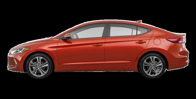 2017 Hyundai Elantra SE | Photo 4 | Phoenix Orange