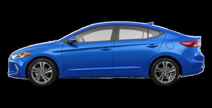 2017 Hyundai Elantra SE | Photo 4 | Marina Blue
