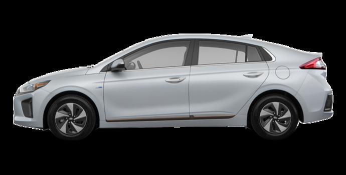 2017 Hyundai IONIQ electric LIMITED | Photo 4 | Platinum Silver