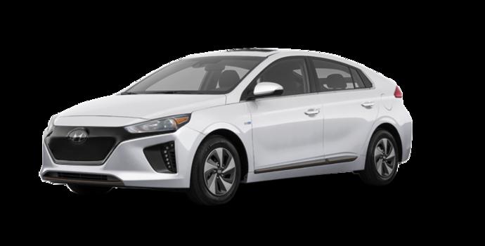 2017 Hyundai IONIQ electric LIMITED | Photo 6 | Polar White
