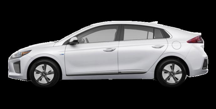 2017 Hyundai IONIQ BLUE | Photo 4 | Polar White