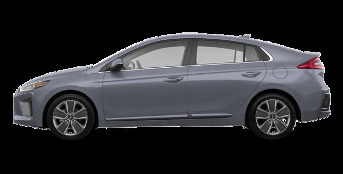 2017 Hyundai IONIQ LIMITED/TECH | Photo 4 | Aurora Silver