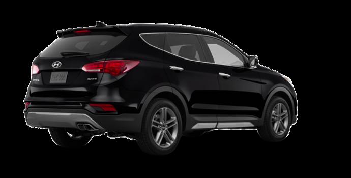 2017 Hyundai Santa Fe Sport 2.0T LIMITED | Photo 5 | Twilight Black