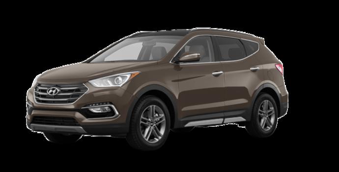 2017 Hyundai Santa Fe Sport 2.0T LIMITED | Photo 6 | Platinum Graphite