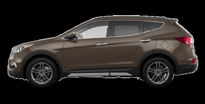 2017 Hyundai Santa Fe Sport 2.0T SE | Photo 4 | Platinum Graphite