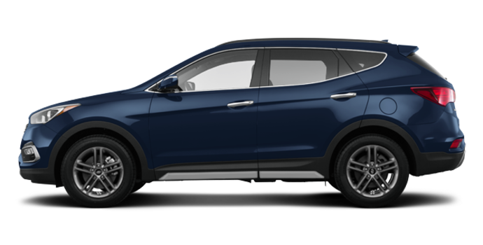 2017 Hyundai Santa Fe Sport 2.0T SE | Photo 4 | Marlin Blue