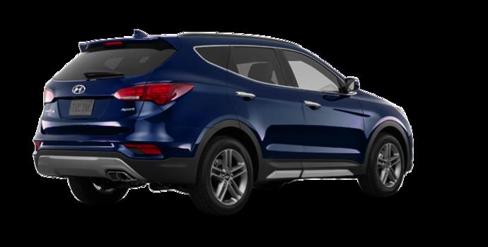 2017 Hyundai Santa Fe Sport 2.0T SE | Photo 5 | Nightfall Blue