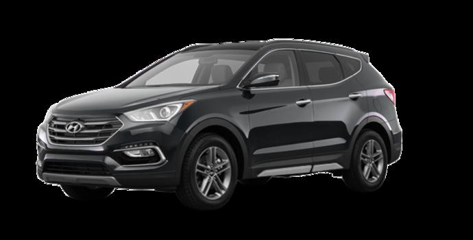 2017 Hyundai Santa Fe Sport 2.0T SE | Photo 6 | Titanium Silver