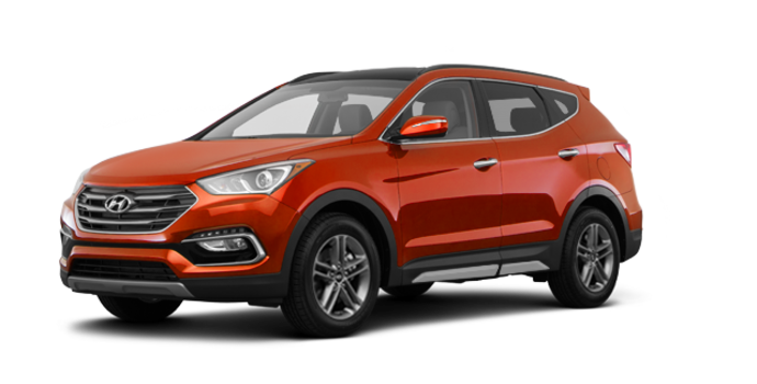 2017 Hyundai Santa Fe Sport 2.0T SE | Photo 6 | Canyon Copper