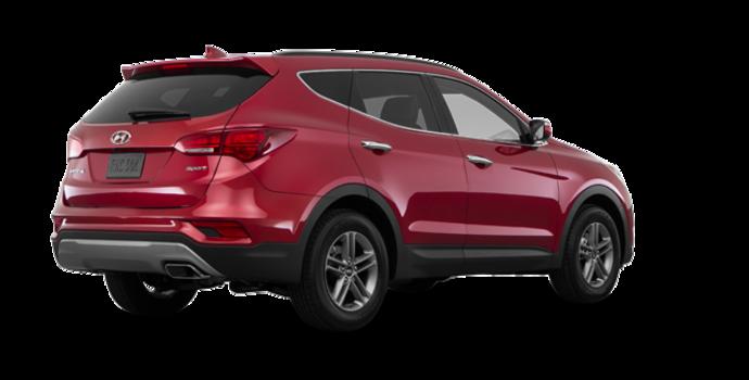 2017 Hyundai Santa Fe Sport 2.4 L PREMIUM | Photo 5 | Serrano Red