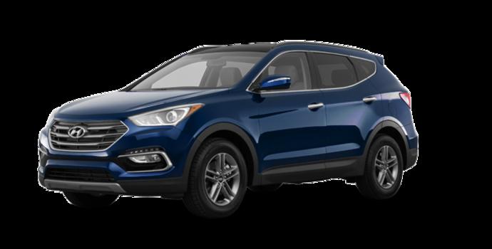 2017 Hyundai Santa Fe Sport 2.4 L PREMIUM | Photo 6 | Nightfall Blue