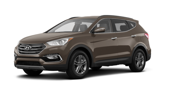 2017 Hyundai Santa Fe Sport 2.4 L PREMIUM | Photo 6 | Platinum Graphite