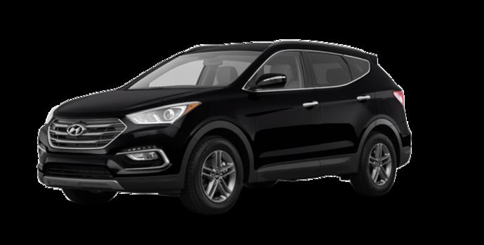2017 Hyundai Santa Fe Sport 2.4 L PREMIUM | Photo 6 | Twilight Black
