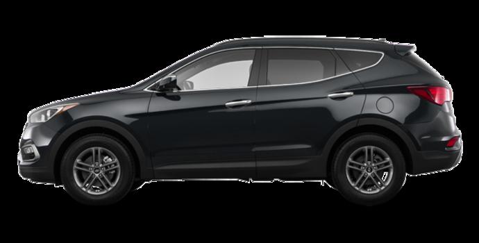 2017 Hyundai Santa Fe Sport 2.4 L SE | Photo 4 | Titanium Silver