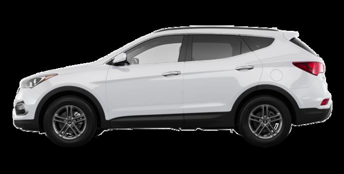 2017 Hyundai Santa Fe Sport 2.4 L | Photo 4 | Frost White Pearl