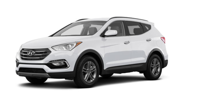 2017 Hyundai Santa Fe Sport 2.4 L | Photo 6 | Frost White Pearl