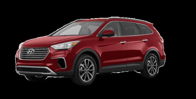 2017 Hyundai Santa Fe XL BASE | Photo 6 | Regal Red Pearl
