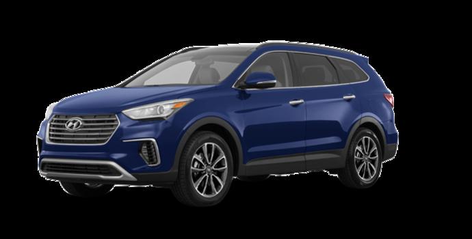 2017 Hyundai Santa Fe XL LUXURY | Photo 6 | Storm Blue