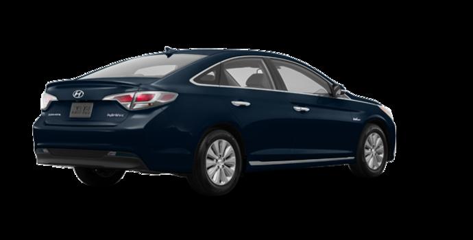 2017 Hyundai Sonata Hybrid BASE | Photo 5 | Blue