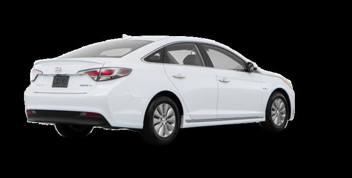 2017 Hyundai Sonata Hybrid BASE | Photo 5 | White