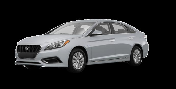 2017 Hyundai Sonata Hybrid BASE | Photo 6 | Silver