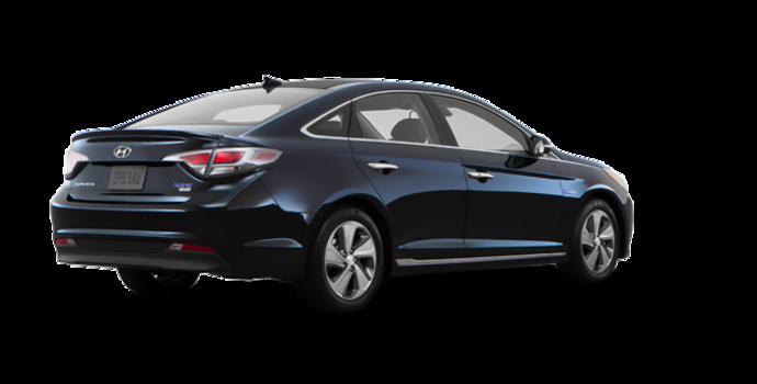 2017 Hyundai Sonata Hybrid LIMITED | Photo 5 | Blue