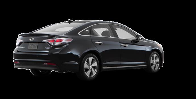 2017 Hyundai Sonata Hybrid LIMITED | Photo 5 | Black