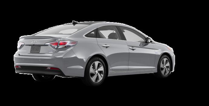 2017 Hyundai Sonata Hybrid LIMITED | Photo 5 | Grey