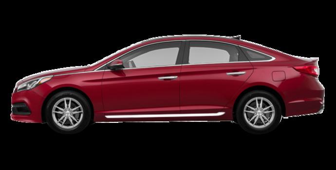 2017 Hyundai Sonata 2.0T SPORT ULTIMATE | Photo 4 | Venetian Red
