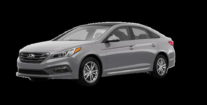 2017 Hyundai Sonata 2.0T SPORT ULTIMATE | Photo 6 | Platinum Silver
