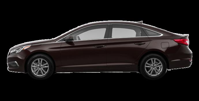 2017 Hyundai Sonata GL | Photo 4 | Dark Horse