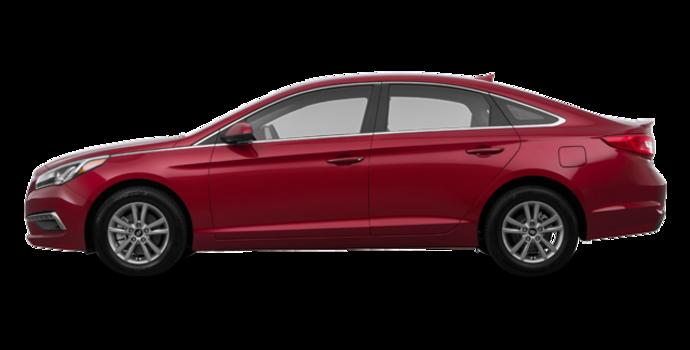 2017 Hyundai Sonata GL | Photo 4 | Venetian Red