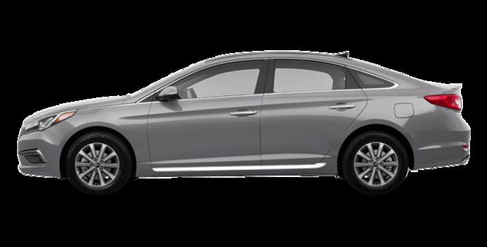 2017 Hyundai Sonata LIMITED | Photo 4 | Platinum Silver