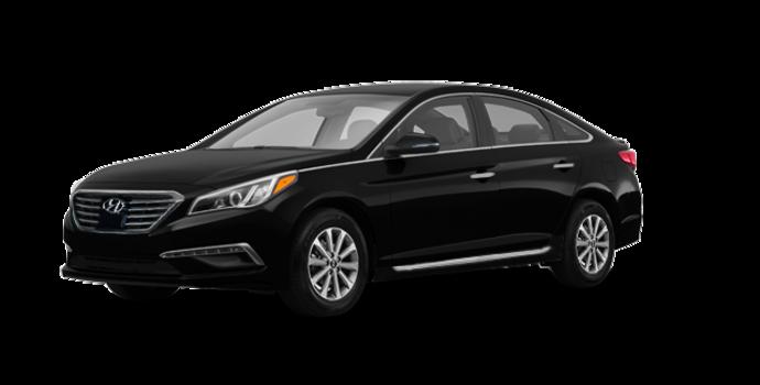 2017 Hyundai Sonata LIMITED | Photo 6 | Black Pearl