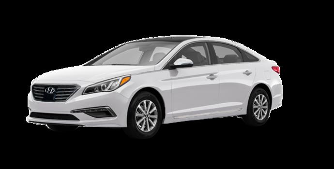 2017 Hyundai Sonata LIMITED | Photo 6 | Ice White