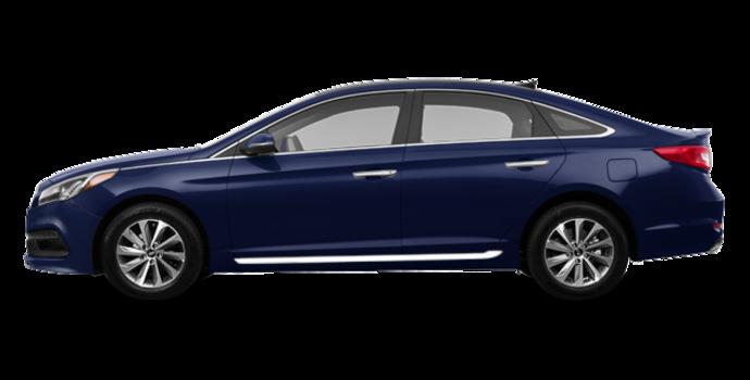 2017 Hyundai Sonata SPORT TECH   Photo 4   Coast Blue