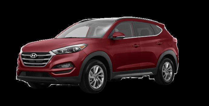 2017 Hyundai Tucson 2.0L LUXURY | Photo 6 | Ruby Wine