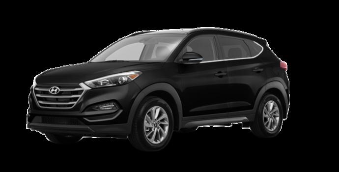 2017 Hyundai Tucson 2.0L LUXURY | Photo 6 | Ash Black