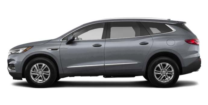 2018 Buick Enclave PREMIUM | Photo 4 | Satin steel metallic