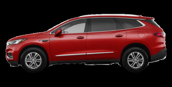 2018 Buick Enclave PREMIUM | Photo 4 | Red quartz tintcoat