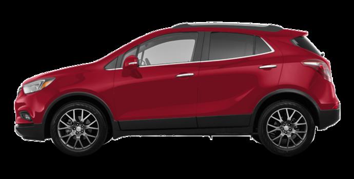 2018 Buick Encore SPORT TOURING | Photo 4 | Winterberry Red Metallic