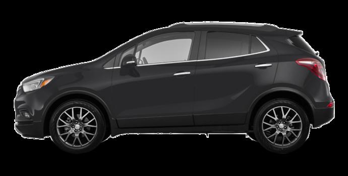 2018 Buick Encore SPORT TOURING | Photo 4 | Graphite Grey Metallic