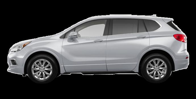 2018 Buick Envision Essence | Photo 4 | Galaxy Silver Metallic