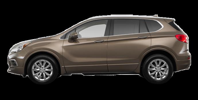 2018 Buick Envision Essence | Photo 4 | Bronze Alloy Metallic