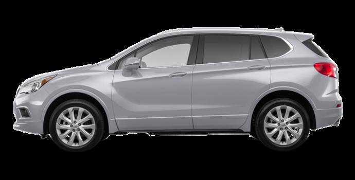 2018 Buick Envision Premium II | Photo 4 | Galaxy Silver Metallic