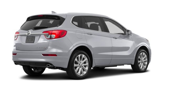 2018 Buick Envision Premium II | Photo 5 | Galaxy Silver Metallic