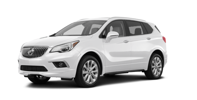 2018 Buick Envision Premium II | Photo 6 | Summit White