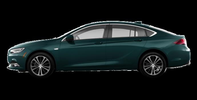 2018 Buick Regal Sportback PREFERRED II | Photo 4 | Carrageen Metallic