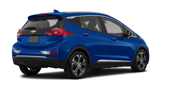 2018 Chevrolet Bolt Ev PREMIER | Photo 5 | Kinetic Blue Metallic
